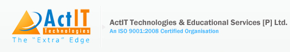 ActIT Technologies & Educational Services [P] Ltd.